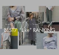 STAFF SNAP BEST☆7